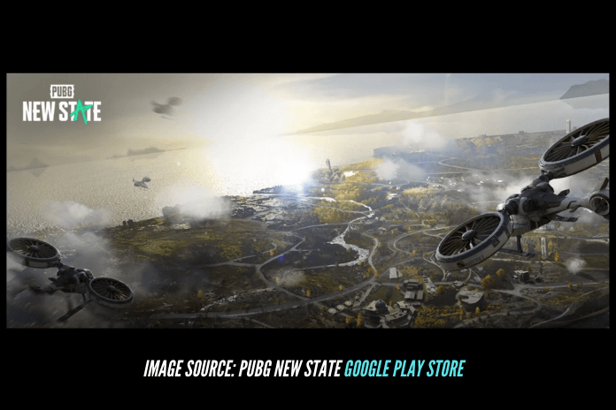 PUBG New State will include high tech weaponry like drones and ballistic shields